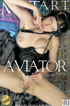 MetArt Gallery Aviator with MetArt Model Narkiss