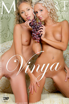 MetArt Nicolle A & Sandy A Photo Gallery Vinya Oleg Morenko