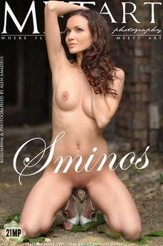 MetArt Kolumbina A Photo Gallery Sminos by Alen Amadeus