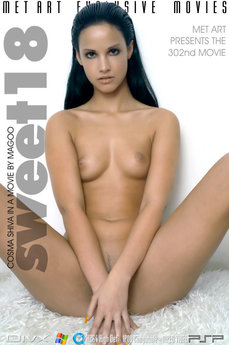 193 MetArt members tagged Shiva A and erotic images gallery Sweet 18 'sweet face'