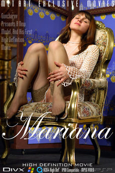 erotic photography gallery Presenting Mariana with Mariana