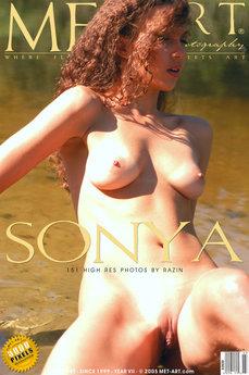 MetArt Sonya B in Presenting Sonya