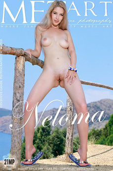 Met Art Neloma naked pictures gallery with MetArt model Genevieve Gandi