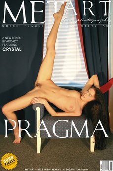 MetArt Crystal B Photo Gallery Pragma Arcady