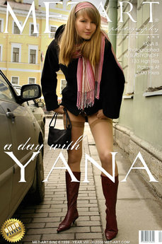 erotic photography gallery A Day With Yana with Yana B