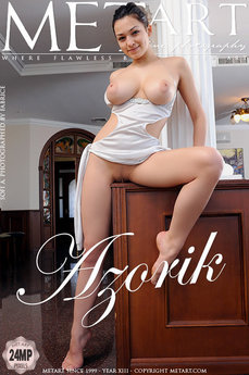25 MetArt members tagged Sofi A and naked pictures gallery Azorik 'unshaved'