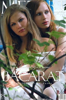 62 MetArt members tagged Irene C & Katya B and erotic photos gallery Bacarat 'erotic'