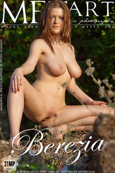 68 MetArt members tagged Marjana A and naked pictures gallery Berezia 'large breasts'