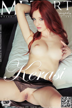 38 MetArt members tagged Michelle H and nude pictures gallery Kerasi 'beautiful redhead'