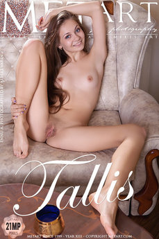 498 MetArt members tagged Ennu A and naked pictures gallery Tallis 'long hair'