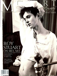 erotic photography gallery Roy Stuart - The First Photoshoot For Met with Roy Stuart's Amateur