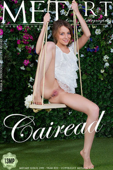 27 MetArt members tagged Nikia A and naked pictures gallery Cairead 'flawless pussy'