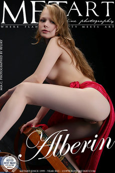 MetArt Gallery Alberin with MetArt Model Mia C