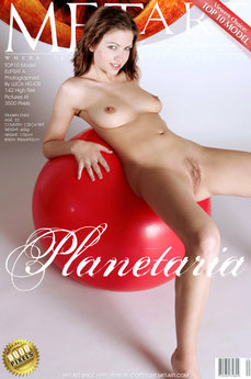 MetArt Gallery Planetaria with MetArt Model Eufrat A