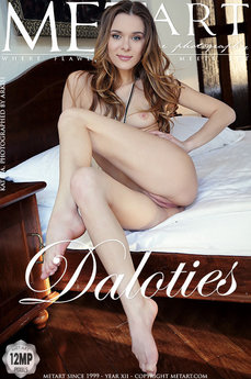 131 MetArt members tagged Katie A and erotic photos gallery Daloties 'stunning beauty'