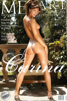 MetArt Carina A in Presenting Carina