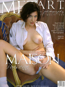 MetArt Gallery Maison Parisienne with MetArt Model Roy Stuart's Amateur