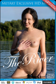 MetArt Gallery The River with MetArt Model Loreen A