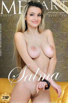 MetArt Salma C Photo Gallery Presenting Salma Matiss
