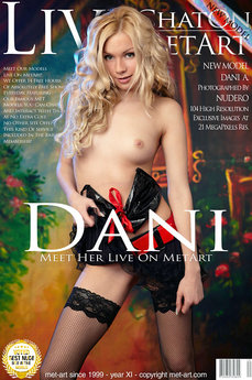 MetArt Dani A Photo Gallery Dani Live On Metart Nudero