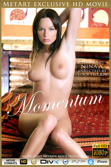 MetArt Gallery Momentum with MetArt Model Nina A