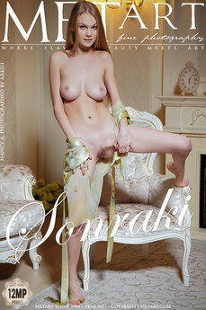 Met Art Sonraki erotic images gallery with MetArt model Nancy A