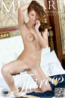 62 MetArt members tagged Kira J and erotic photos gallery Thireos 'riding horses'
