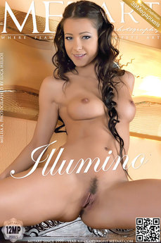 MetArt Melisa A in Illumino