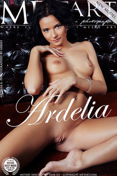 MetArt Ardelia A Photo Gallery Presenting Ardelia Arkisi