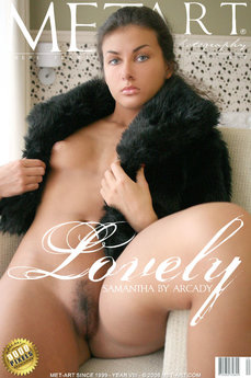 32 MetArt members tagged Samantha A and erotic photos gallery Lovely 'lovely breasts'