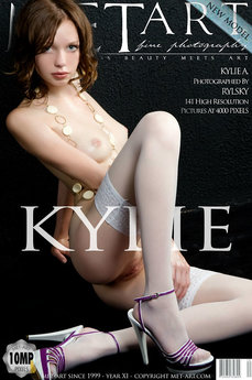 MetArt Gallery Presenting Kylie with MetArt Model Kylie A