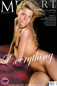 330 MetArt members tagged Sarah C and nude photos gallery Everything 'perfect everything'