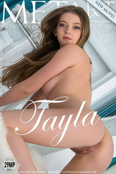2 MetArt members tagged Tayla and nude pictures gallery Presenting Tayla 'trimmed pussy'