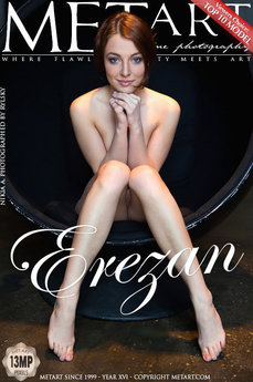 Met Art Erezan erotic images gallery with MetArt model Nikia A