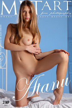 MetArt Katherine A in Atanu