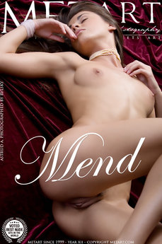 364 MetArt members tagged Astrud A and naked pictures gallery Mend 'butterfly'