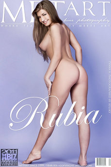 311 MetArt members tagged Tyana A and nude photos gallery Rubia 'pretty face'