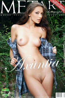 22 MetArt members tagged Anna AJ and nude photos gallery Axuntia 'upskirt'