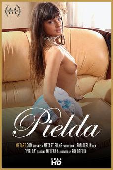 Met Art Pielda erotic images gallery with MetArt model Melena A