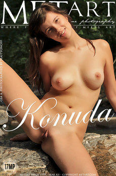 17 MetArt members tagged Gea A and nude photos gallery Konuda 'superb breasts'