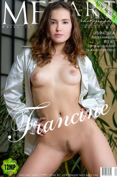 MetArt Gallery Presenting Francine with MetArt Model Francine A