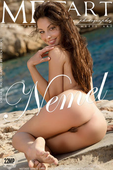 MetArt Lorena B Photo Gallery Nemel by Luca Helios