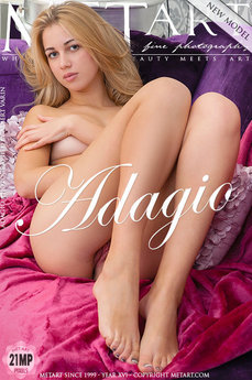 Met Art Presenting Adagio erotic photos gallery with MetArt model Adagio