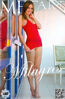 MetArt Gallery Presenting Milagres with MetArt Model Milagres A