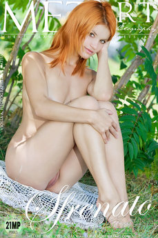 52 MetArt members tagged Violla A and erotic photos gallery Sfrenato 'beautiful redhead'