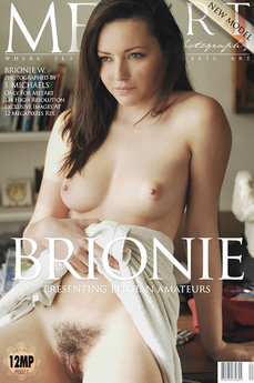 52 MetArt members tagged Brionie W and nude photos gallery Presenting Brionie 'full bush'