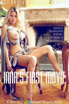 MetArt Inna A in Inna's First Movie