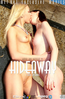 MetArt Gallery Hideaway with MetArt Models Katya K & Natasha G