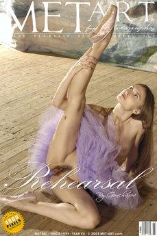 MetArt Jasmine A Photo Gallery Ballet Rehearsal Goncharov